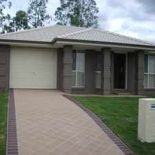 "Rental info for GREAT FAMILY HOME IN ""CEDAR VIEW"" in the Brisbane area"