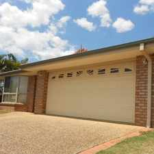 Rental info for Three Bedroom Home, Private Living in the Brisbane area