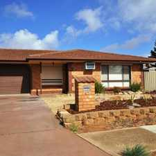 Rental info for You must come see this neat and tidy, lovely two bedroom unit. in the Gawler South area