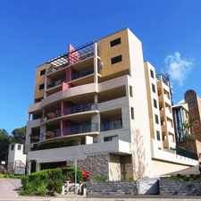 Rental info for 2 BEDROOM APARTMENT IN WOLLONGONG CBD! in the Wollongong area