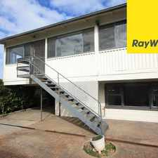 Rental info for Two Bedroom Grannyflat in the Narellan area