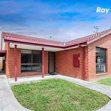 Rental info for GREAT UNIT IN GREAT LOCATION! in the Melbourne area