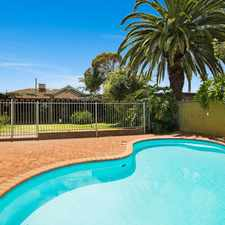 Rental info for THREE BEDROOM + GRANNY FLAT + POOL!!! in the Morley area
