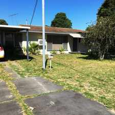 Rental info for GREAT- LOCATION - REDUCED TO $290.00 PW.!