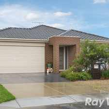 Rental info for BEAUTIFULLY PRESENTED! in the Pakenham area