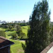 Rental info for Fantastic City & Golf Course Views in the Sydney area