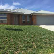 Rental info for Near New family home in the Orange area