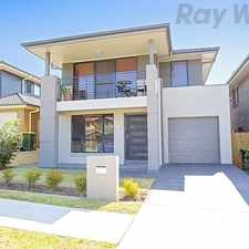 Rental info for Stylish Family Entertainer! in the Sydney area
