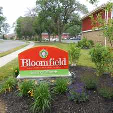 Rental info for Bloomfield Apts in the Dayton area