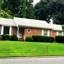 Rental info for 1901 North Elm Street in the Greensboro area