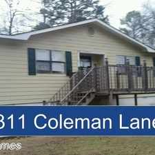 Rental info for 311 Coleman Lane