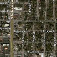 Rental info for 4 bedrooms House - FLEXIBLE WITH THE DEPOSIT AND THE RENT. in the North Tampa area