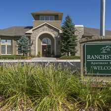 Rental info for Ranchstone Apartments