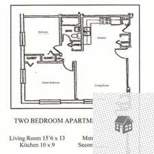 Rental info for 1 bedroom Apartment - Large & Bright