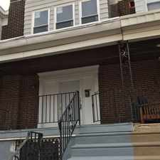 Rental info for 608 ALLENGROVE STREET in the Lawncrest area