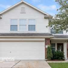 Rental info for 14902 Arizona Sky Court in the Atascocita area
