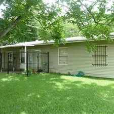 Rental info for NO DEPOSIT for Section 8 Applicants! Central a/c & heat, fresh paint, new fixtures. Call me for more info! in the Houston area