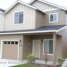 Rental info for 2615 NW Magnolia