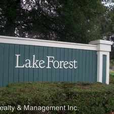 Rental info for 21 Lake Forest Ct