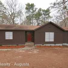 Rental info for 3711 Woodlake Road