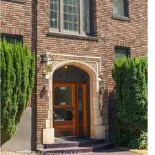 Rental info for 4134 11th Ave NE in the University District area