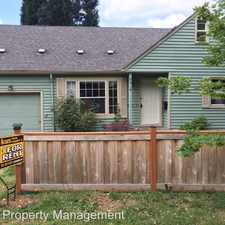 Rental info for 3319 NE 92nd Ave. in the Madison South area