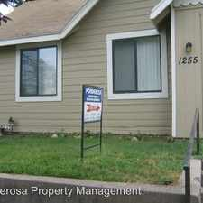 Rental info for 1255 4th Ave
