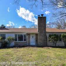 Rental info for 5101Greenfield St.