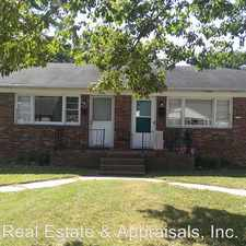 Rental info for 4120 Fourth Street in the South Norfolk area