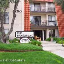 Rental info for 6780 Friars Road Unit 305 in the Linda Vista area