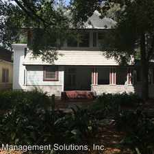 Rental info for 116 NW 7th Terrace