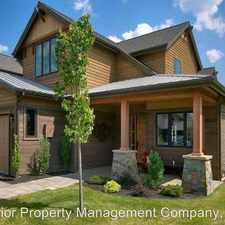 Rental info for 61348 Triple Knot Rd
