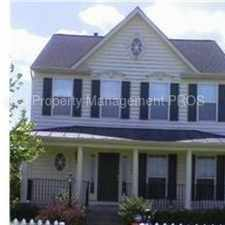 Rental info for Beautiful 3 Bedroom SFH Just Outside Culpeper!