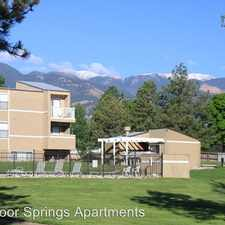 Rental info for 420 E. Cheyenne Mountain Boulevard