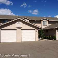 Rental info for 1440 Serrano Place - A