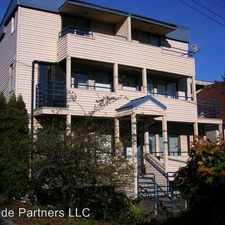 Rental info for 2312 E Denny Way Apt. C in the Madison Valley area