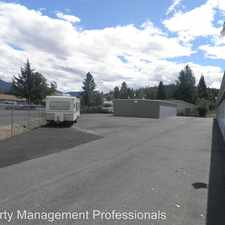 Rental info for 100 Pardee Lane - 31 10x15 #P343-31 in the Grants Pass area