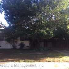 Rental info for 3354 Mentone Ave. in the 90232 area