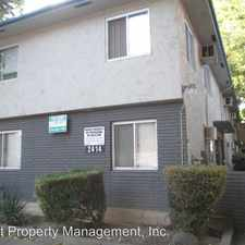 "Rental info for 2414 ""O"" Street in the Sacramento area"