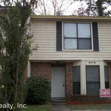 Rental info for 5678 Bennington Drive in the Jacksonville area