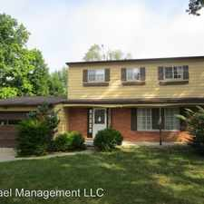 Rental info for 929 Springview Dr.