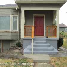 Rental info for 1807 26th Ave S. in the North Beacon Hill area