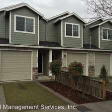 Rental info for 2724 SE 87th Ave