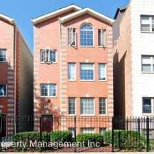 Rental info for 1536 N. Claremont #1 in the Chicago area