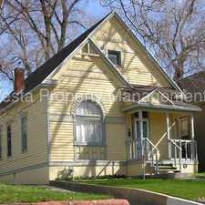 Rental info for Historic Victorian 2 Bedroom Home