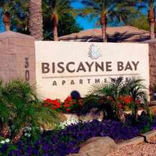 Rental info for Biscayne Bay