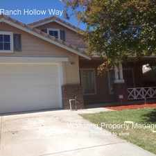 Rental info for 5033 Ranch Hollow Way