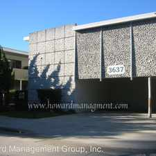 Rental info for 3637 Mentone Ave, Unit 2 in the Los Angeles area