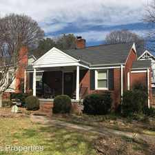 Rental info for 2637 Chesterfield Ave in the Commonwealth area