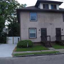 Rental info for 3 BR DUPLEX for RENT - 14th St. NW in the Canton area